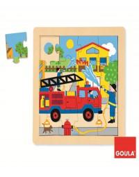 불자동차 맞추기 퍼즐