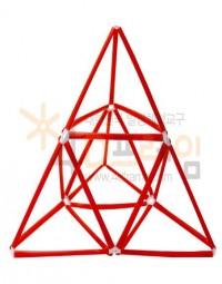 [4D 프레임]시에르핀스키 피라미드_1단계(유아)